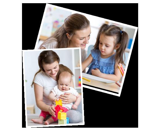 Babysitter in Erlangen, Fürth und Nürnberg