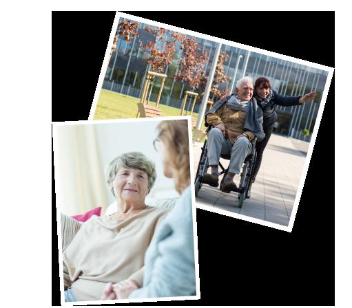 Seniorenbetreuung in in Erlangen, Fürth und Nürnberg